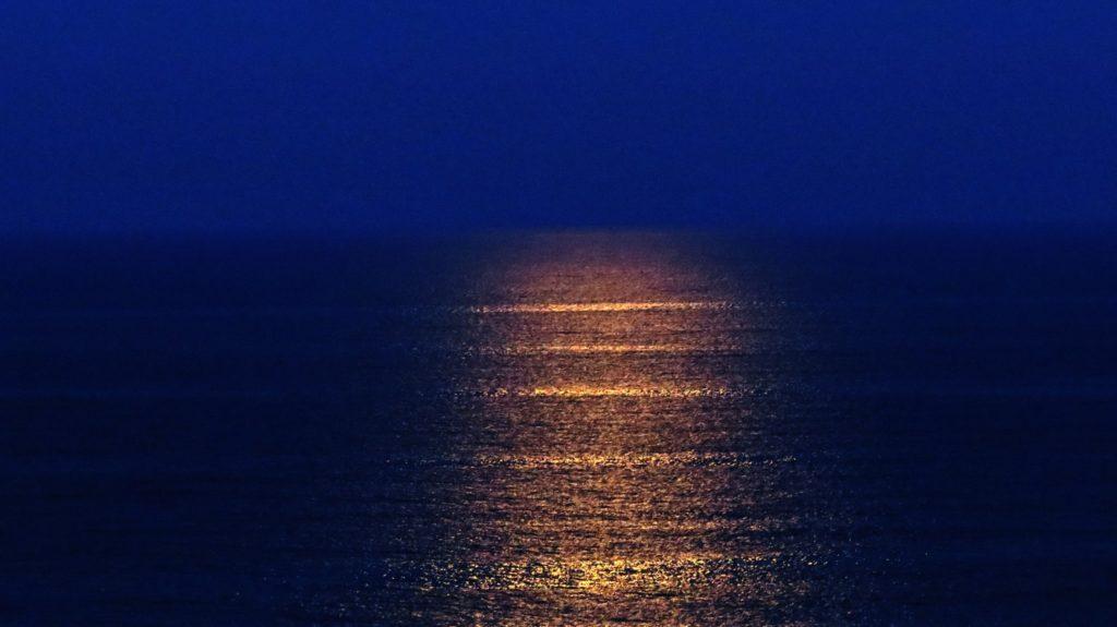 Los caminos de luna.